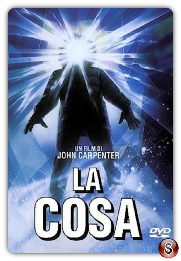 La cosa - The thing - Locandina - Poster