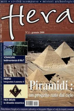 """Hera"""" n° 1 del 2000"""