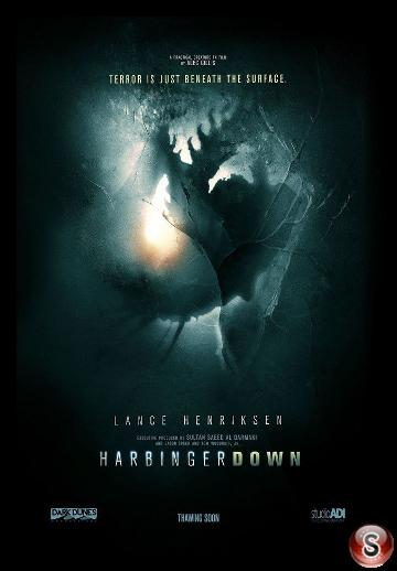 Harbinger down - Locandina - Poster