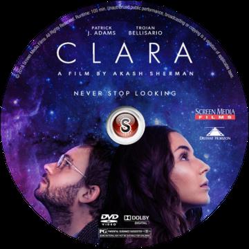 Clara Cover DVD