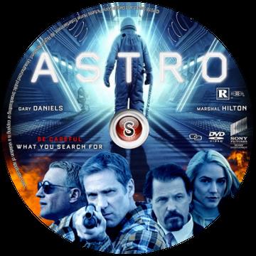 Astro Cover DVD