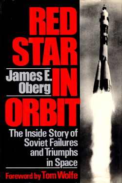 Red star in orbit by James E. Oberg