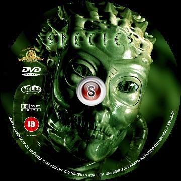 Species - Specie mortale Cover DVD