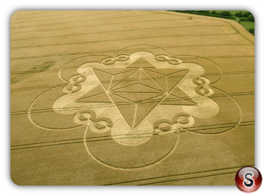 Crop circles Cley Hill - Hampshire 2017