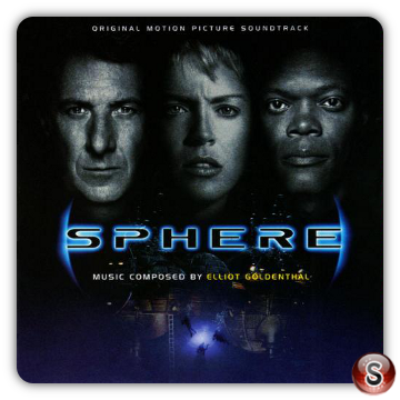 Sphere Soundtracks Cover CD