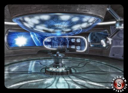 Sala operatoria aliena ( ricostruzione)