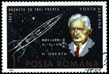 Hermann Julius Oberth