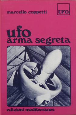UFO arma segreta by Marcello Coppetti