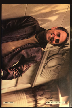 Contact by Carl Sagan - Rielaborazione grafica retro copertina by Silverland