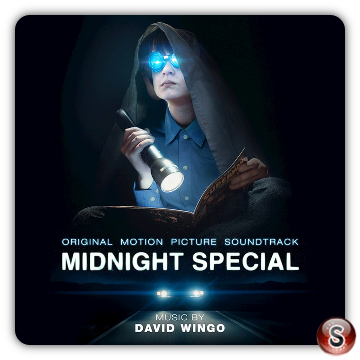 Midnight special Soundtrack Cover CD
