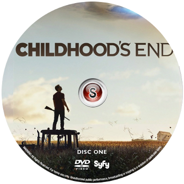 Childhood's End Cover DVD