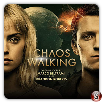 Chaos Walking Soundtrack Cover CD