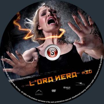 L'Ora Nera - The Darkest Hour Cover DVD