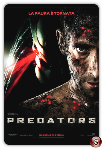 Predators - Locandina - Poster
