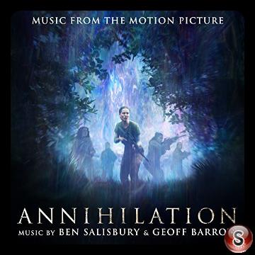 Annientamento Soundtrack Cover CD
