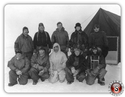 "Operation ""hig jump"" at an Antartic base 1946 - 47"
