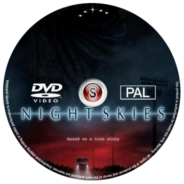 Night skies Cover DVD