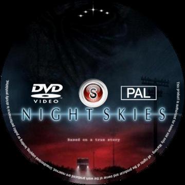 Night skies Cover DVD