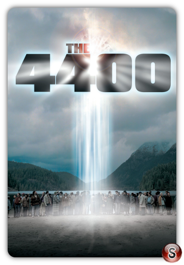 The 4400 - Locandina - Poster