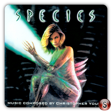 Species Soundtracks Cover CD
