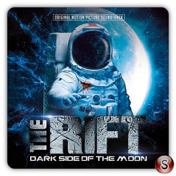The Rift: Dark Side of the Moon Soundtrack Cover CD