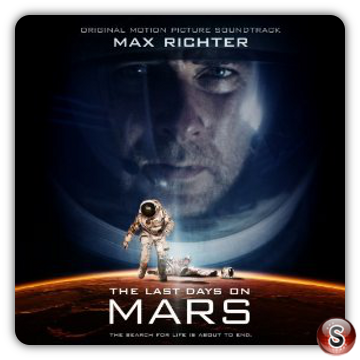 The last days on Mars Soundtrack List Cover CD