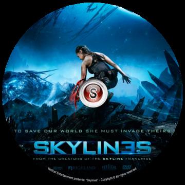 Skylines Cover DVD