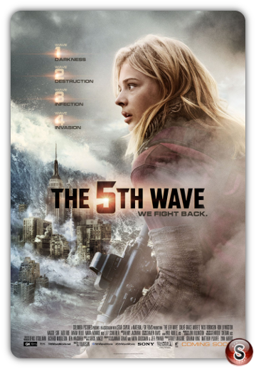 The 5th wave - La 5ª onda - Locandina - Poster