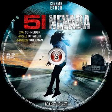 51 Nevada Cover DVD