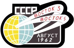 VOSTOK 3 - 4 Mission