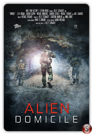 Alien domicile - Locandina - Poster