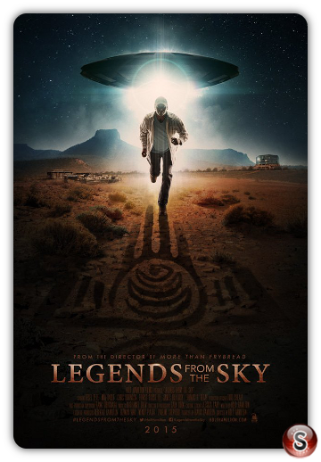 Legend from the sky - Locandina - Poster