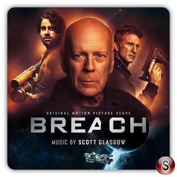 Breach Soundtrack Cover CD
