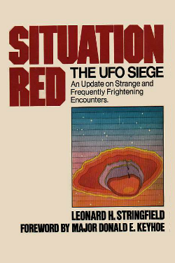 SITUATION RED by Leonard H. Stringfield
