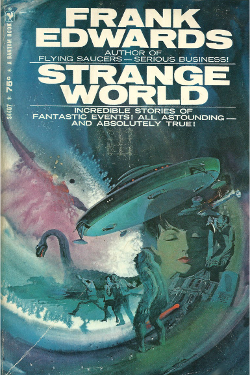 Strange world by Frank Edwards