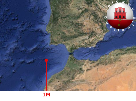 Base aliena Gibilterra