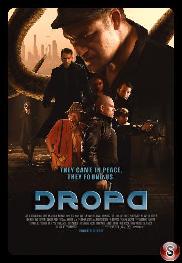 DROPA - Locandina - Poster