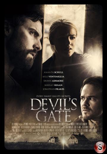 Devil's Gate - Locandina - Poster