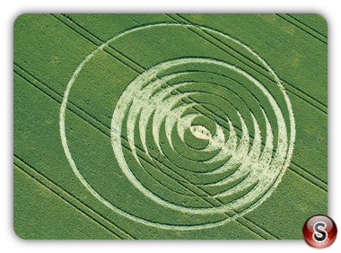Crop circles Tichborne - Hampshire 2016