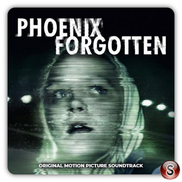 Phoenix Forgotten Soundtrack Cover CD