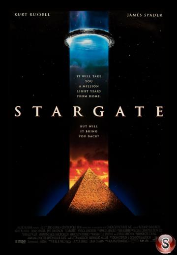 Stargate - Locandina - Poster