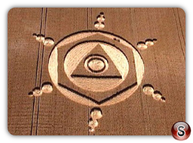 Crop circles - Henwood 1999
