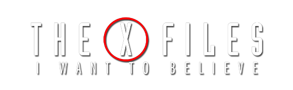 X- files Voglio crederci - X files I want to believe