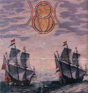 Admiral Blaeu ( 1660 ) Theatrum Orbis Terrarum