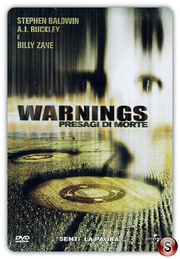 Warnings - Presagi di morte - Locandina - Poster
