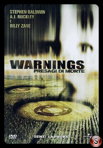 Warnings - Presagi di morte - Locandina - Poster