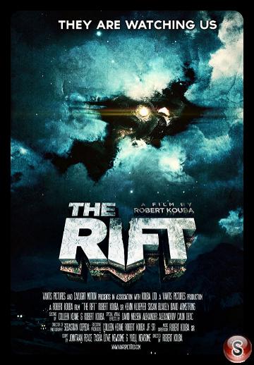The rift - Locandina - Poster