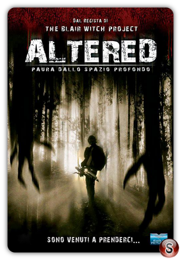 Altered - Locandina - Poster