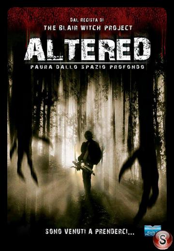 Altered - Locandina - Poster