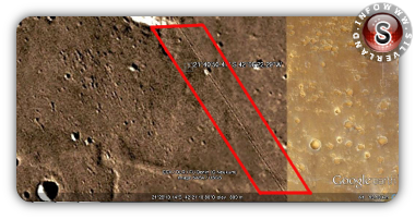Rail on Mars